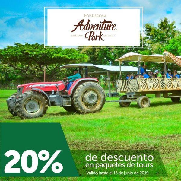 Foto de 20% de descuento en Ponderosa Adventure Park