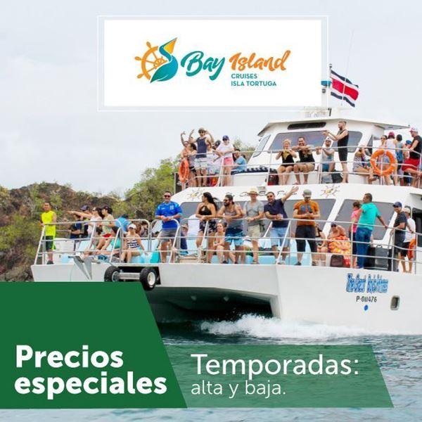 Foto de 35% de descuento en  Tour a Isla Tortuga