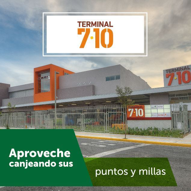 Foto de Compras Terminal 7-10
