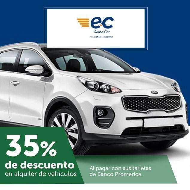 Foto de 35% de descuento en EC Rent a Car