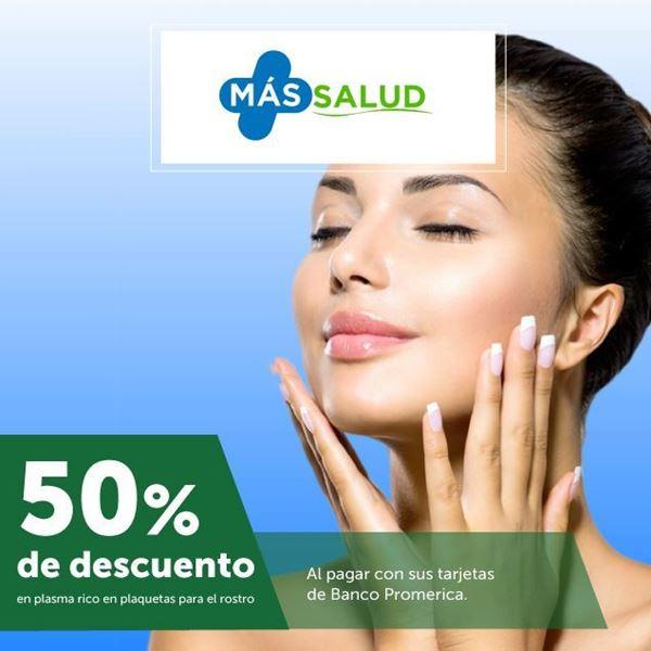 Foto de 50% de descuento en Más Salud