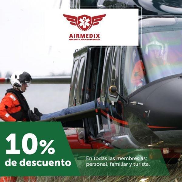 Foto de 10% de descuento en AIRMEDIX