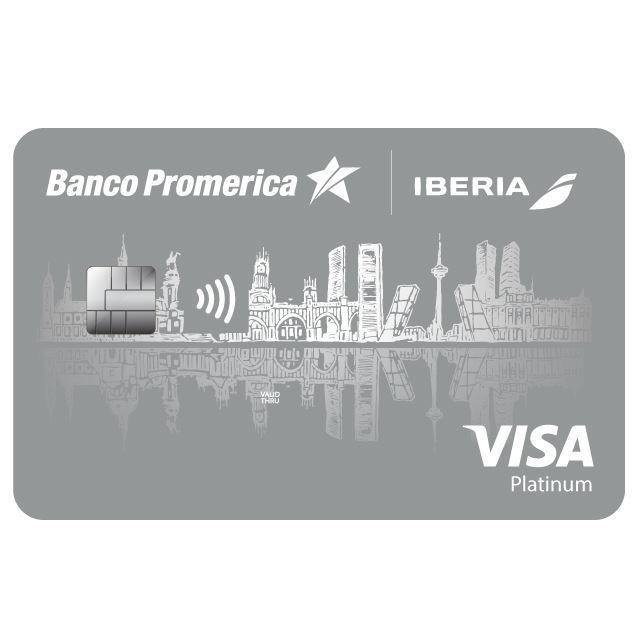 Foto de Iberia Visa