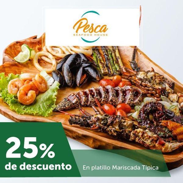 Foto de 25% de descuento en Pesca Sea Food