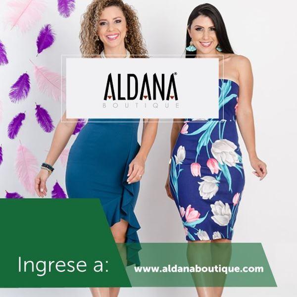 Foto de Sus compras en línea en www.aldanaboutique.com
