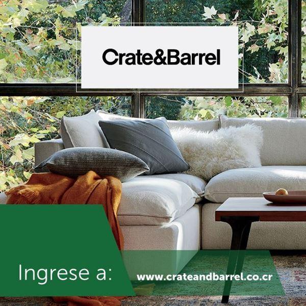 Foto de Sus compras en línea en www.crateandbarrel.co.cr