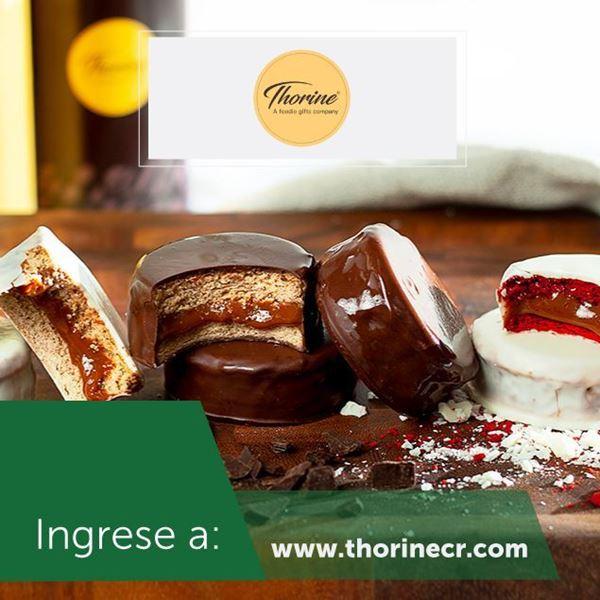Foto de Sus compras en línea en www.thorinecr.com