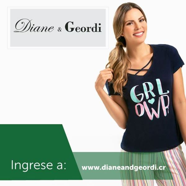 Foto de Sus compras en línea en www.dianeandgeordi.cr