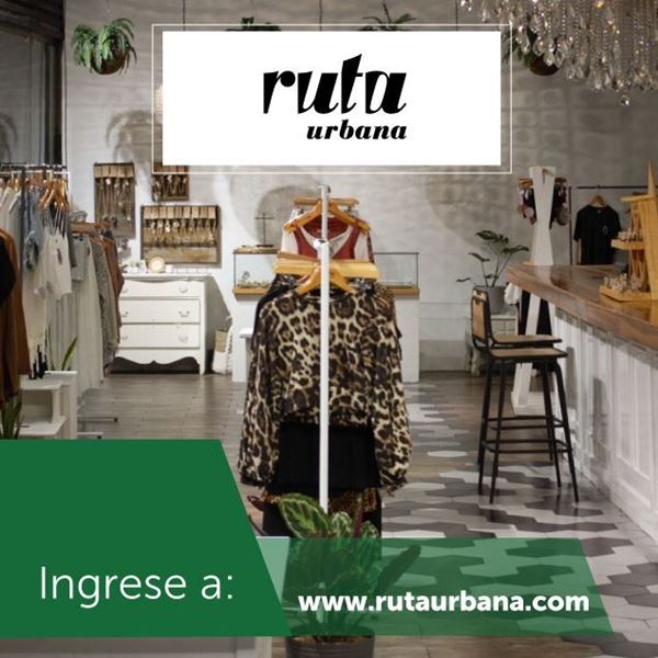 Foto de Sus compras en línea en www.rutaurbana.com