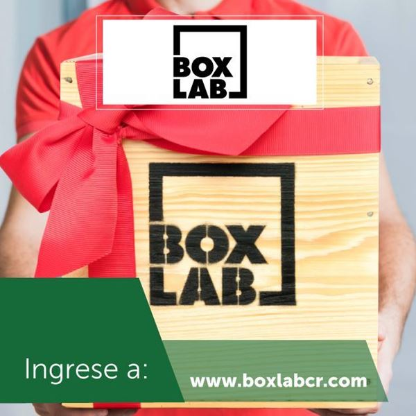 Foto de Sus compras en línea en www.boxlabcr.com