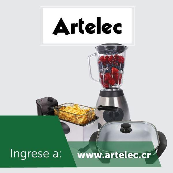 Foto de Sus compras en línea en www.artelec.cr