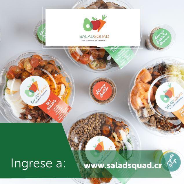 Foto de Sus compras en línea en www.saladsquare.cr