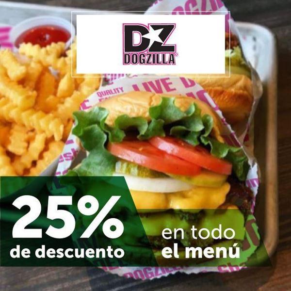 Foto de 25% de descuento en Dogzzilla
