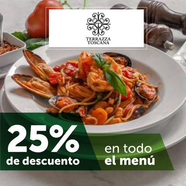 Foto de 25% de descuento en Terrazza Toscana