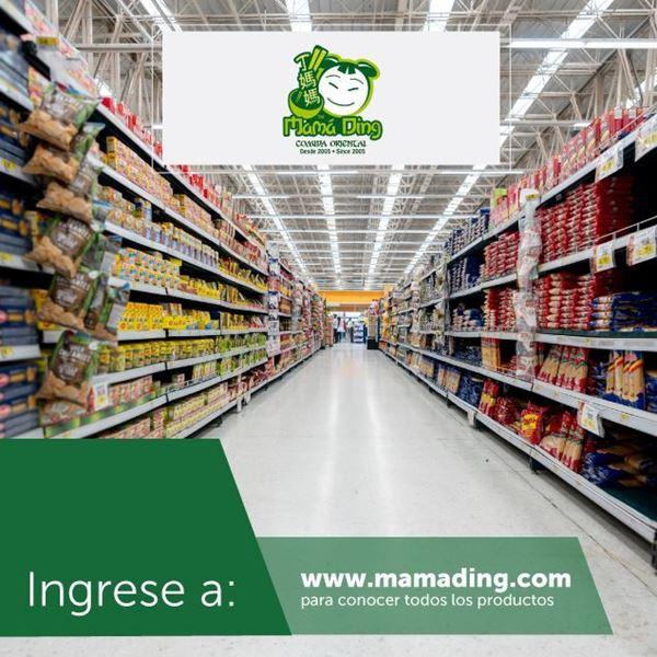Foto de Sus compras en línea en www.mamading.com