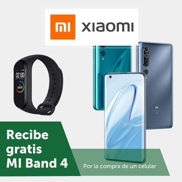 Foto de Compre un celular en Xiaomi y reciba gratis MI Band 4