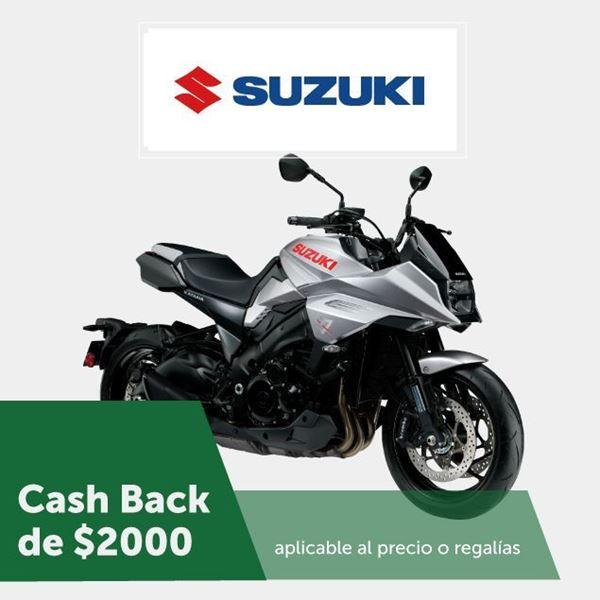 Foto de Reciba $2.000 cash back de regalia en Suzuki
