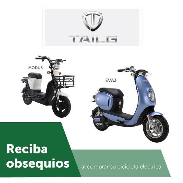 Foto de Compre su bicicleta eléctrica en TAILG y reciba obsequio
