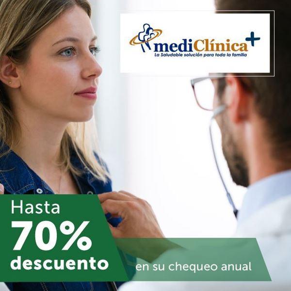 Foto de Hasta un 70% de descuento con Mediclinica