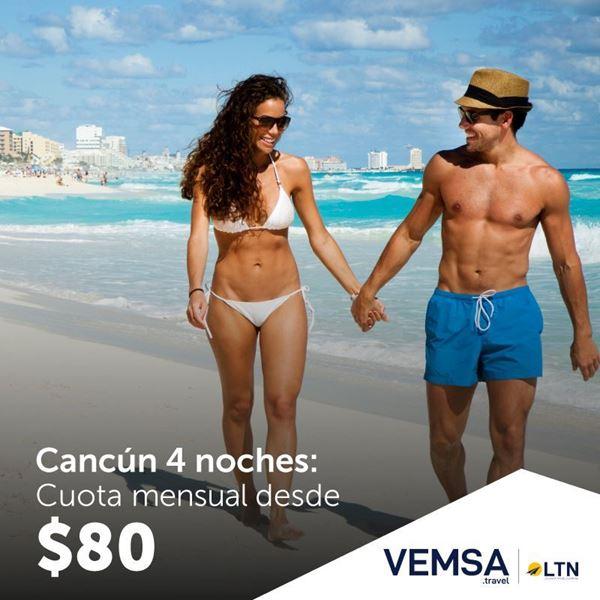 Foto de Cancún a 12 cuotas 0% interés