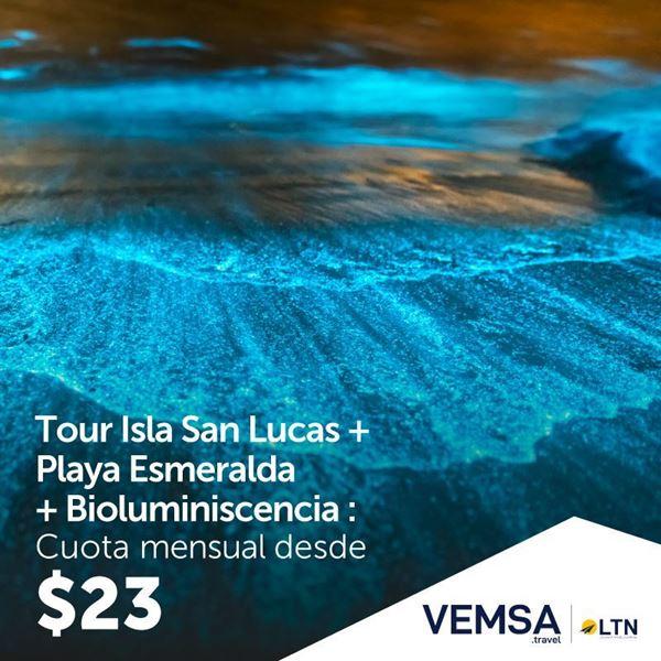 Foto de Tour  Bioluminiscencia en 6 cuotas 0% intereses
