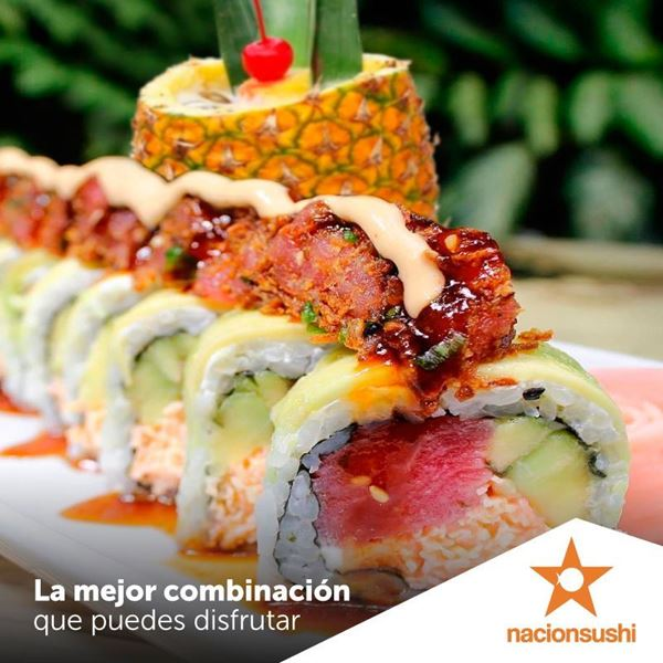 Foto de Cortesía en Nación Sushi