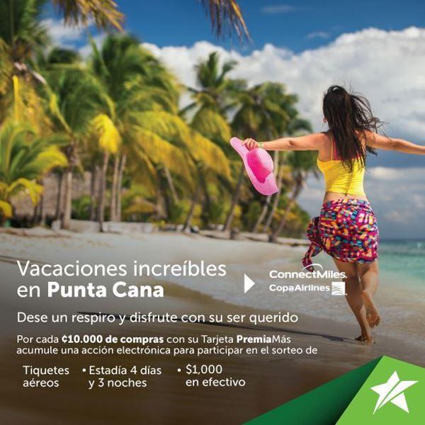 Foto de Gane unas Vacaciones Increíbles en Punta Cana