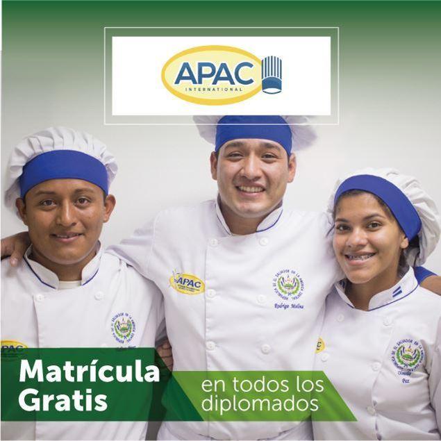 Foto de Matrícula Gratis en APAC