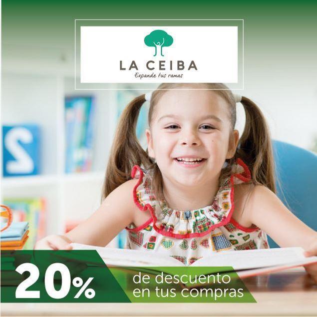 Foto de 20% de descuento en Librería La Ceiba