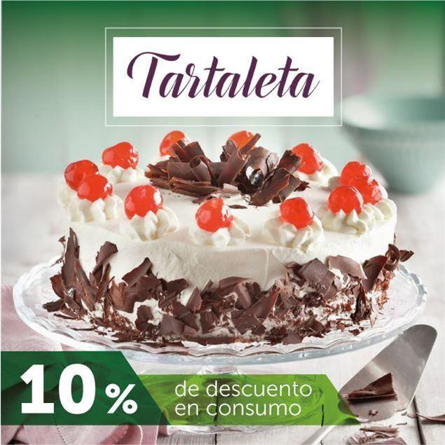 Foto de 10% de descuento en La Tartaleta