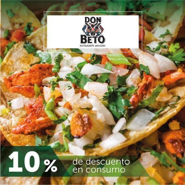Foto de 10% de descuento Don Beto