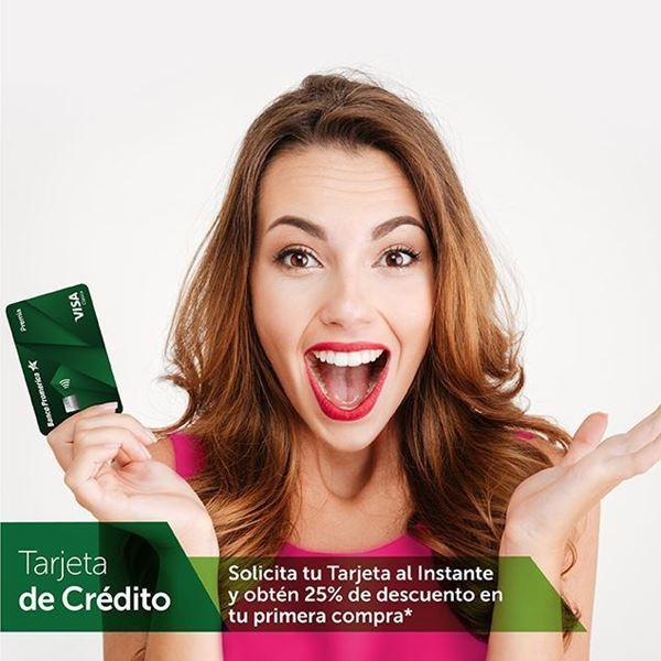 Foto de 25% de descuento con tu tarjeta al instante