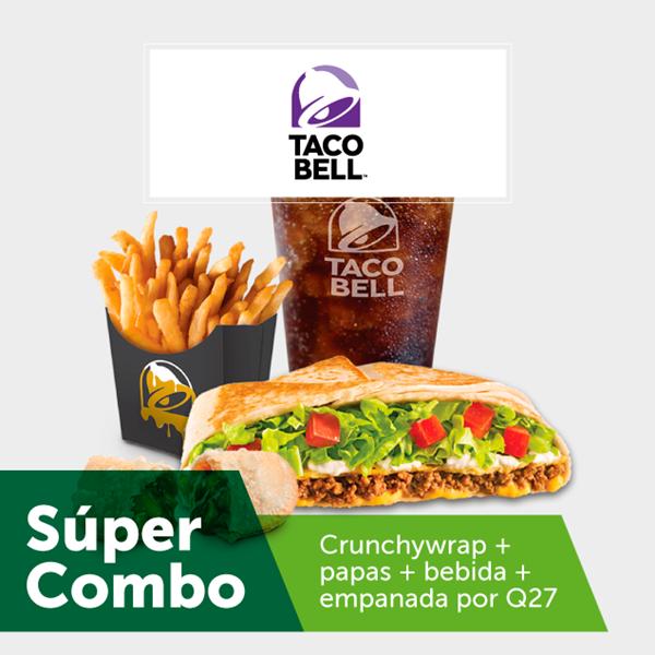 Foto de Súper Combo Q27 en Taco Bell