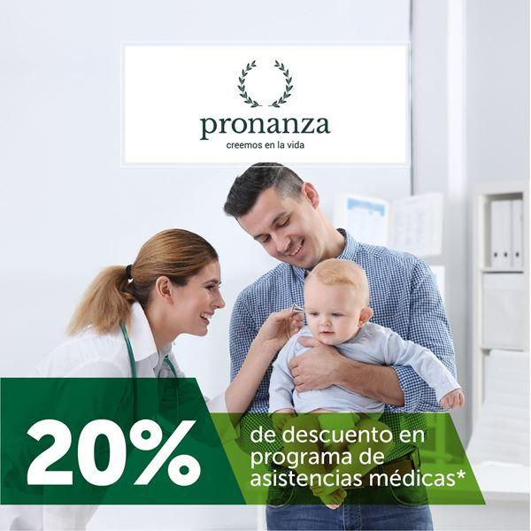 Foto de 20% de descuento en Pronanza