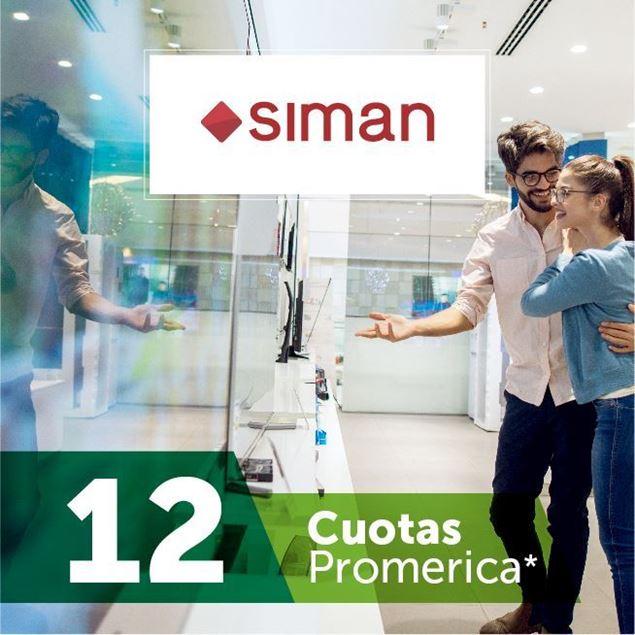 Foto de Siman - 12 Cuotas sin intereses