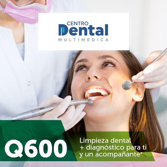 Foto de Limpieza dental + diagnóstico en Centro Dental