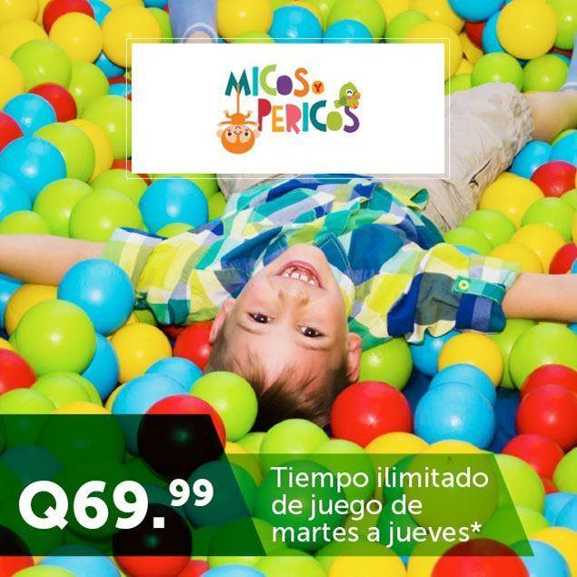 Foto de Tiempo ilimitado en Micos y Pericos