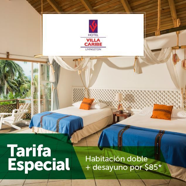 Foto de Tarifa Especial en Villa Caribe