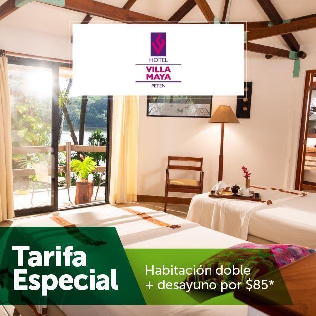 Foto de Tarifa Especial en Villa Maya