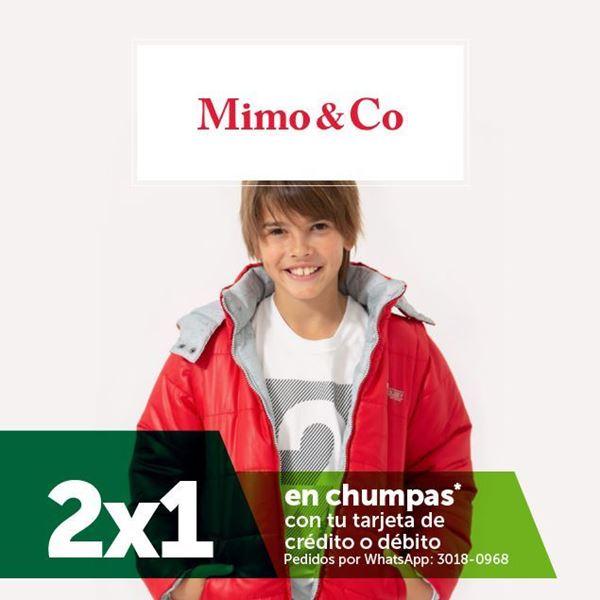 Foto de Mimo&Co compra desde casa 2x1 en chumpas