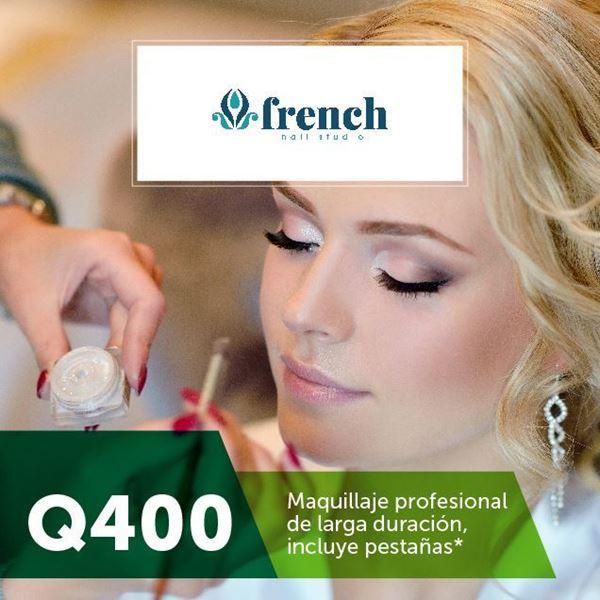 Foto de Maquillaje profesional en French Nail Studio