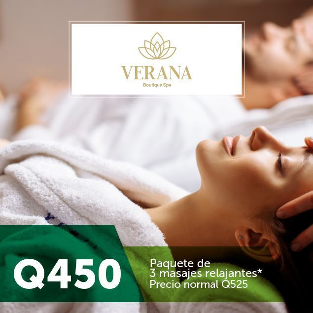 Foto de Paquete de 3 masajes relajantes en Verana