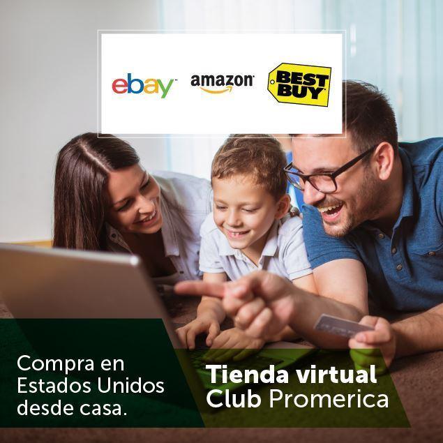 Foto de Tienda virtual Club Promerica