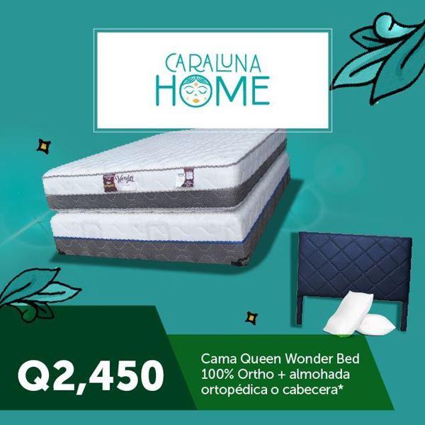 Foto de Cama Queen Wonder Bed en  Cara Luna  Home
