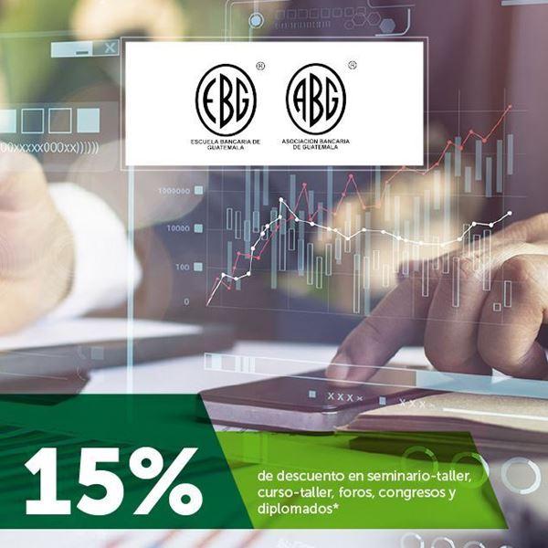 Foto de Hasta 15% de descuento en EBG ABG. en seminario-taller, curso-taller, foros, congresos y diplomados