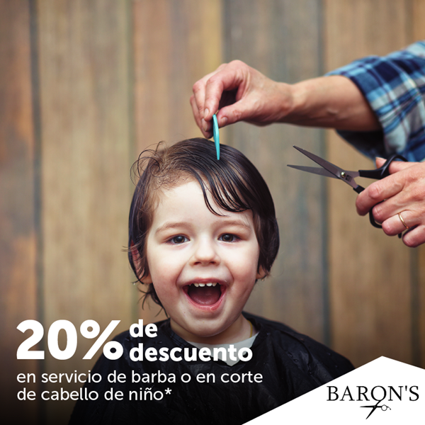 Foto de 20% de de descuento en  Barons