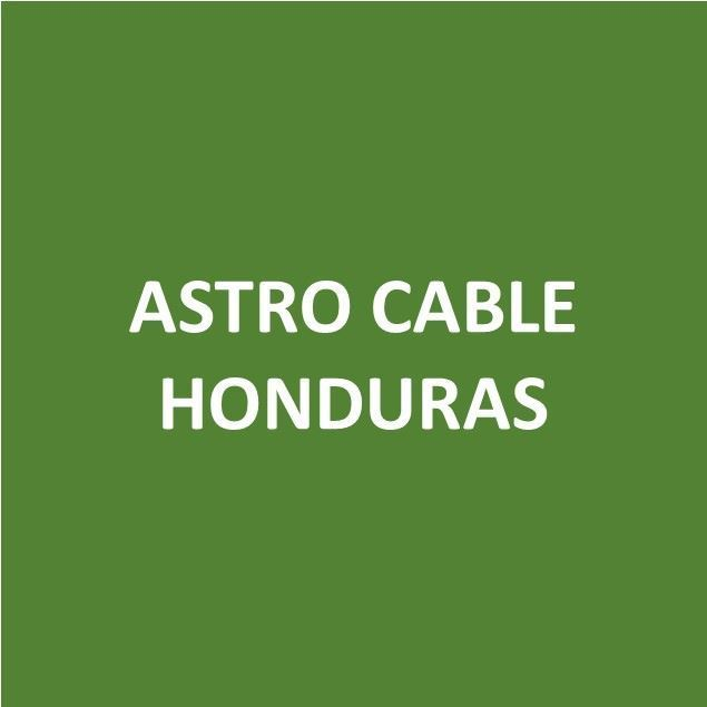 Foto de ASTRO CABLE DE  HONDURAS- Canje de Puntos