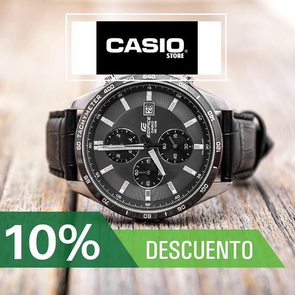 Foto de 10% de descuento - Casio Store - TGU y SPS