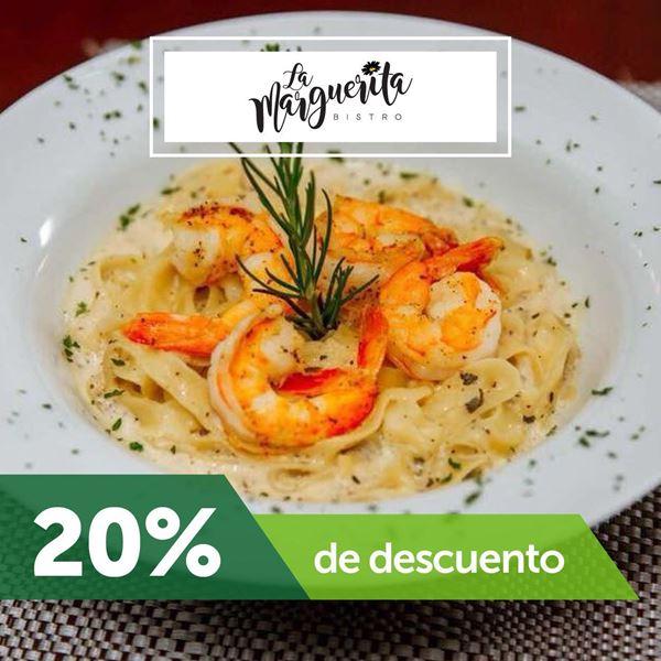 Foto de 20% de descuento - La Marguerita