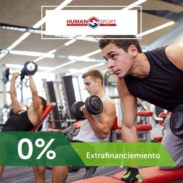 Foto de Human Sport - Extrafinanciamiento